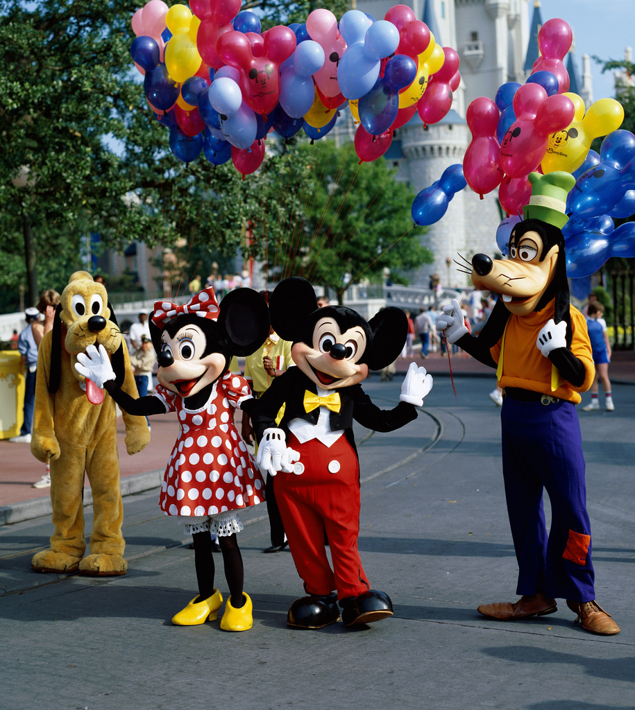FLOR_Orlando_Disney Mickey Mouse