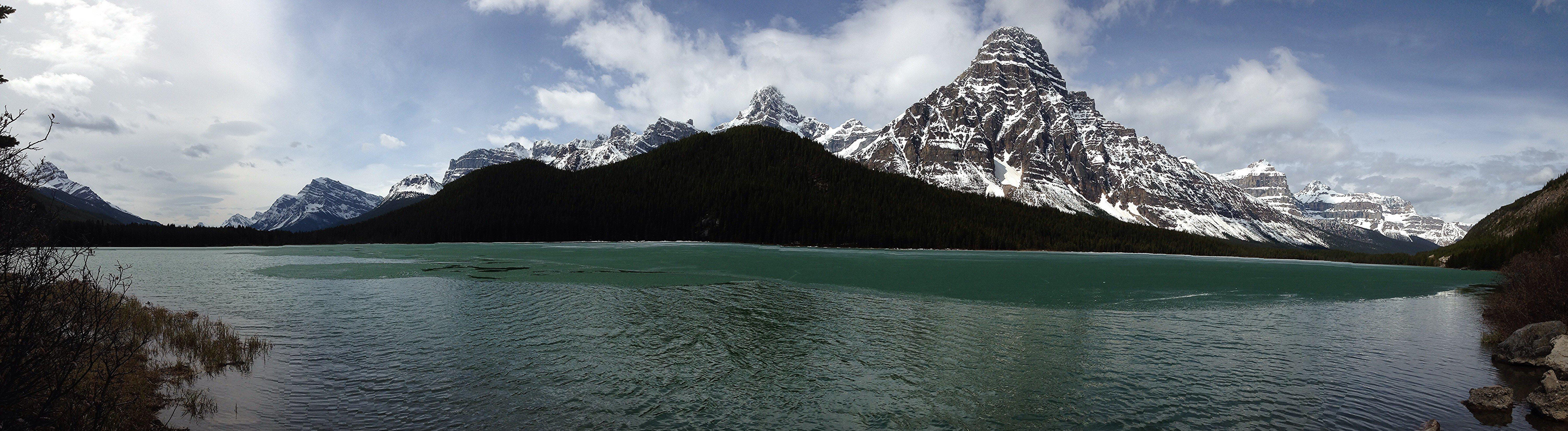 Banff National Park en Alberta.