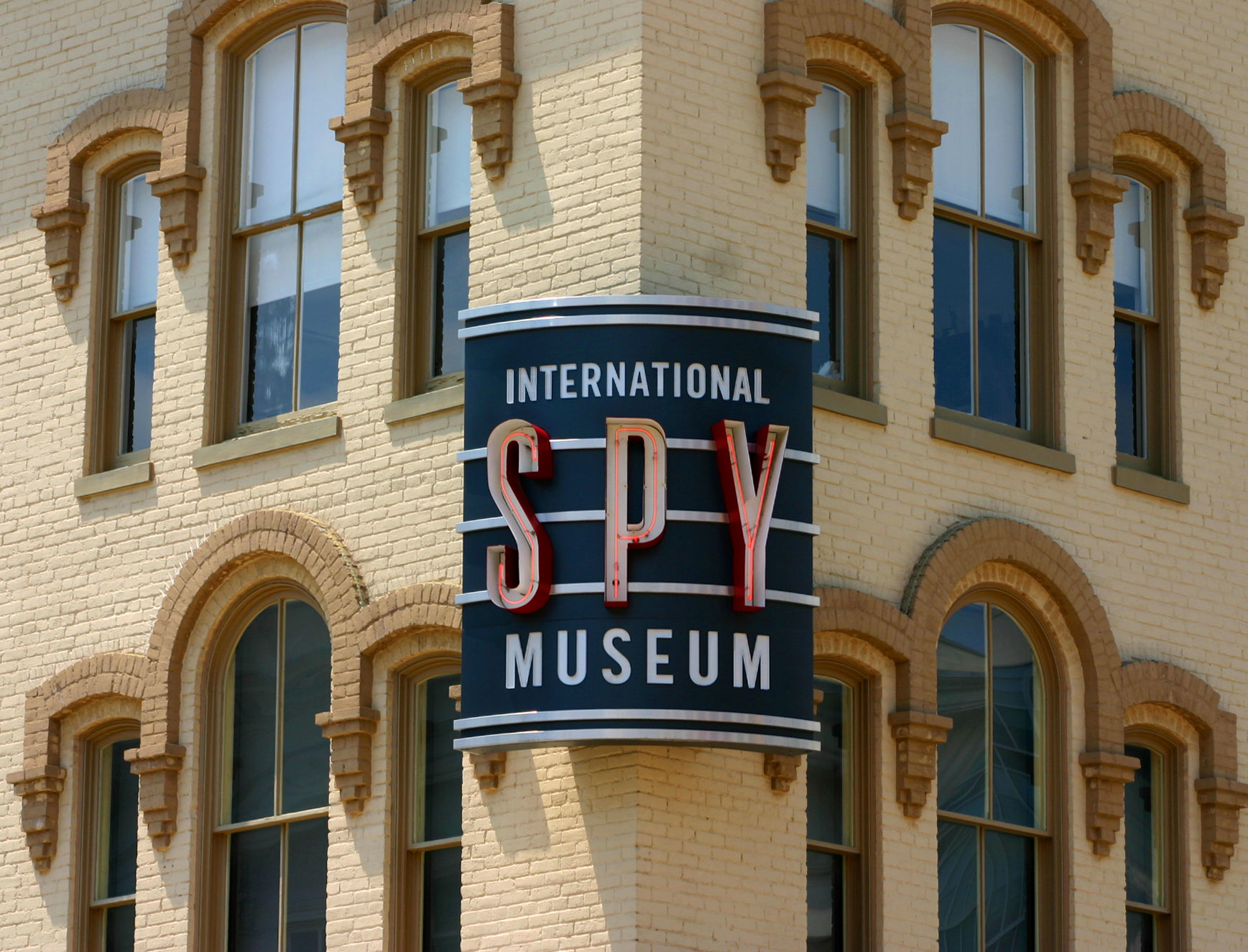 International Spy Museum Building