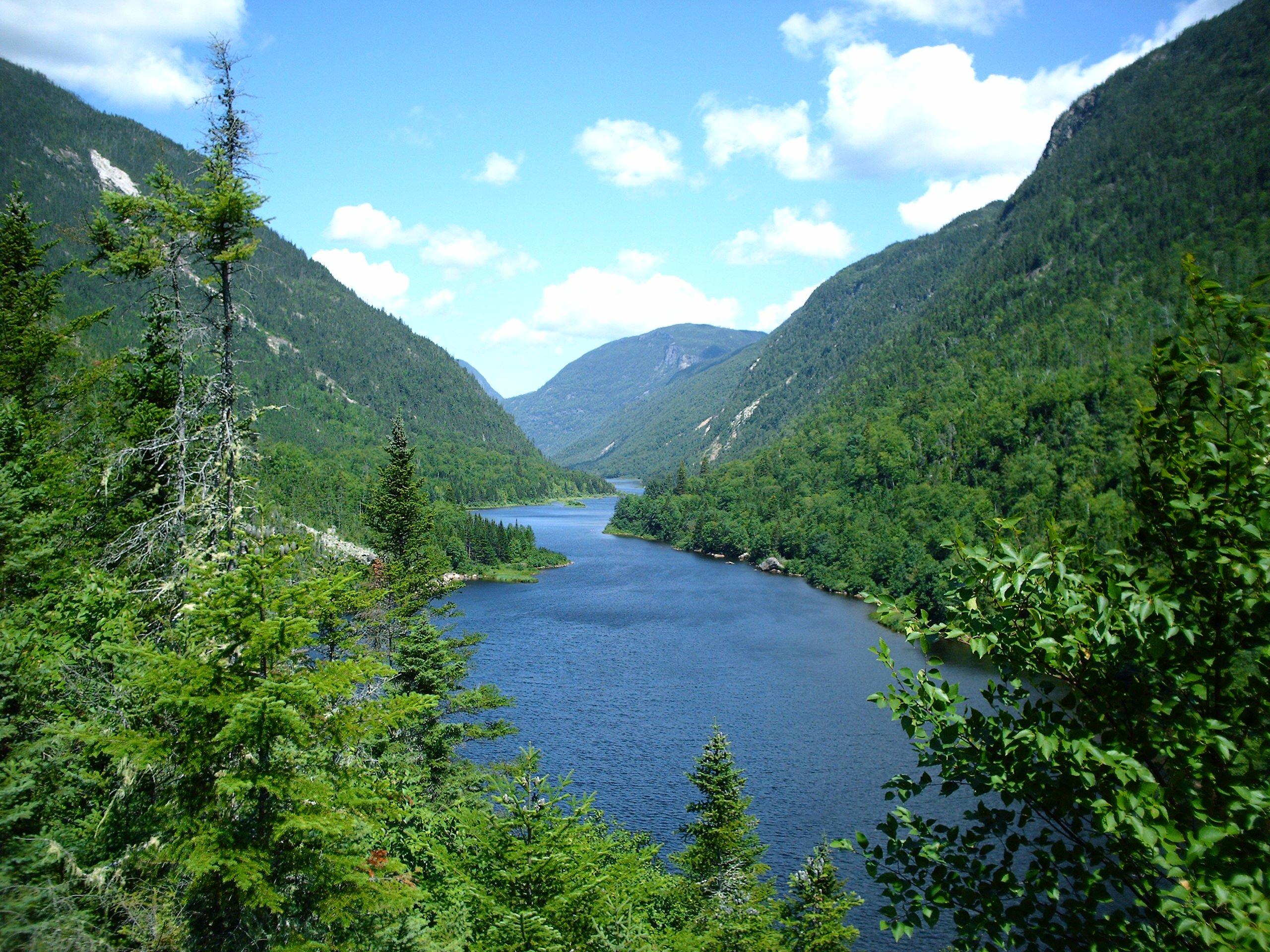 QC_Parc national des Hautes Gorges_Landscape