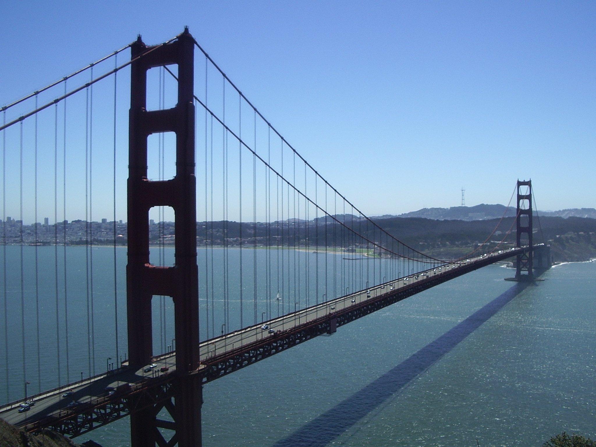 USA_California_San Francisco_Golden Gate