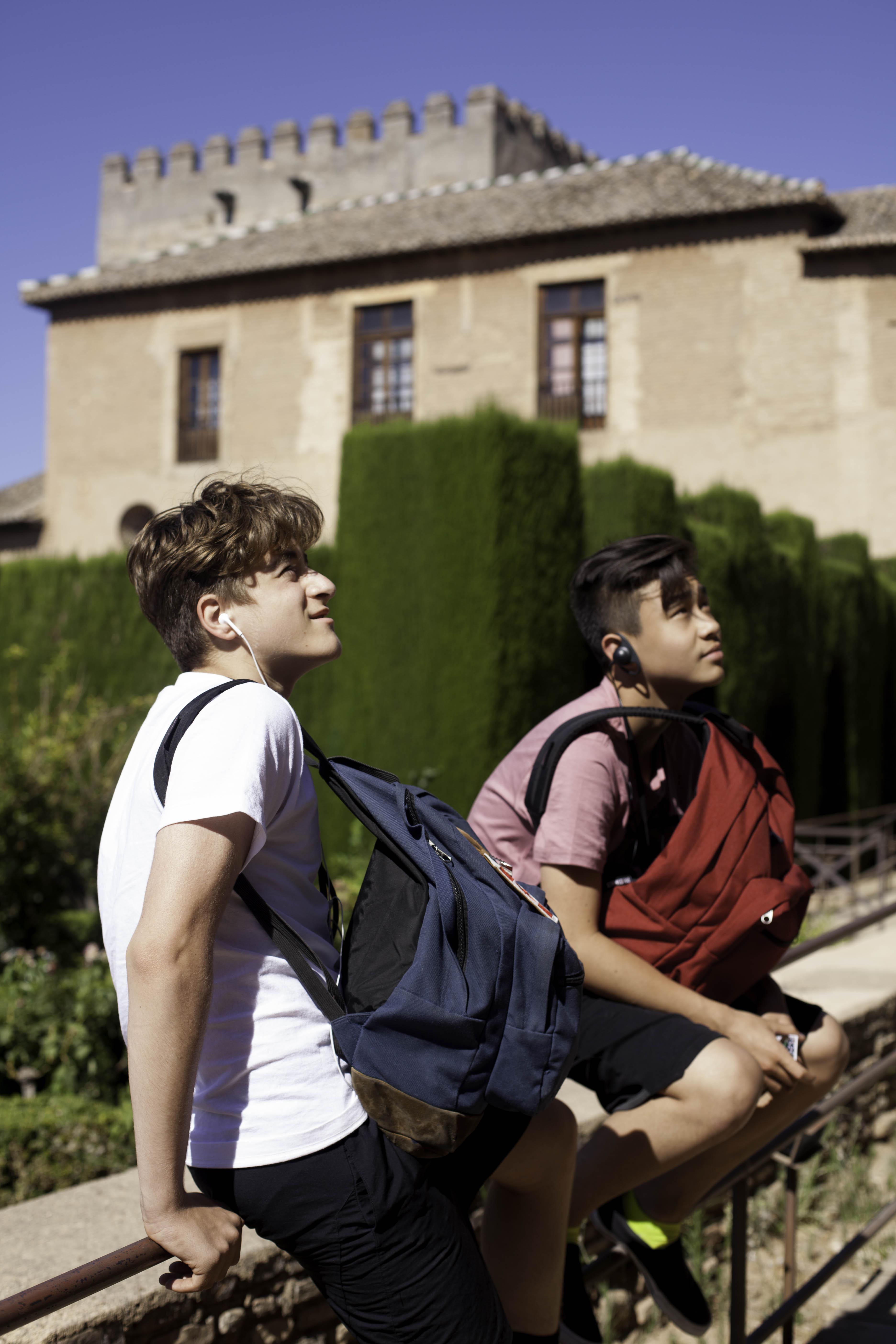 JSED_Espagne_Spain_Student Trip 1