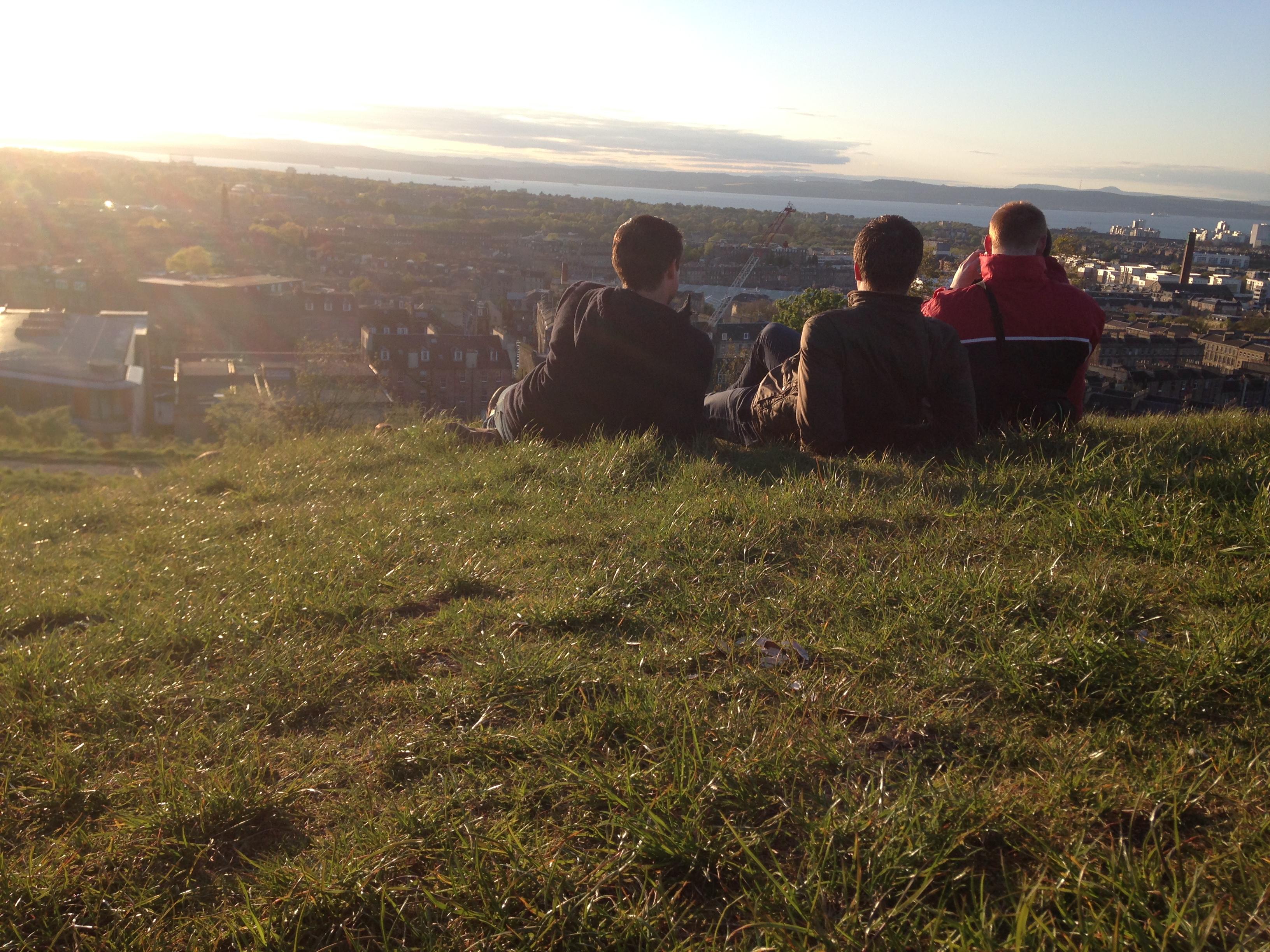 JSED_Scotland_Student group landscape